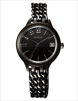 Moussy (マウジー) - マウジー腕時計 MOUSSY WM00411A 腕時計 マウジー 時計 オリエント ORIENT ダブル チェイン MOUSSYDouble Chain