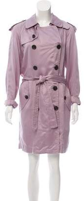 Robert Rodriguez Lightweight Trench Coat