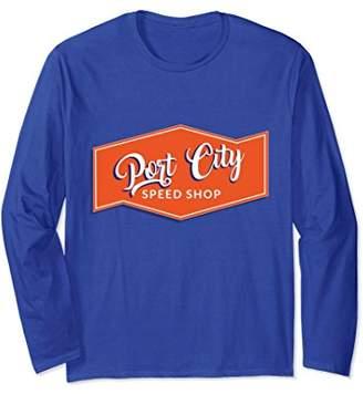 Port City Speed Shop Long Sleeve T Shirt