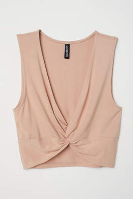 H&M Short Top - Orange