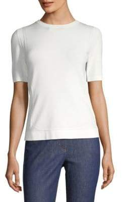 Escada Setnar Short-Sleeve Top