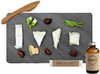 Brooklyn Slate Company Cheese Board Starter Kit
