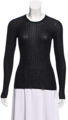 Chanel Cashmere & Silk Top