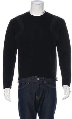 Burberry Crew Neck Pullover Sweater