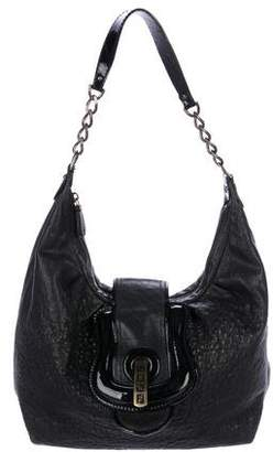Fendi B. Leather Hobo