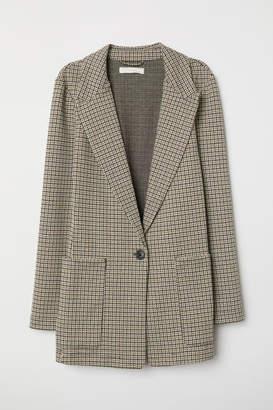 H&M Jersey Jacket - Beige