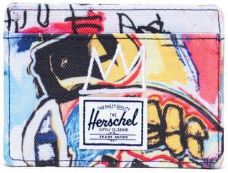 Herschel Basquiat Charlie RIFD Card Case