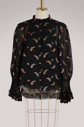 Chloé Lurex shirt