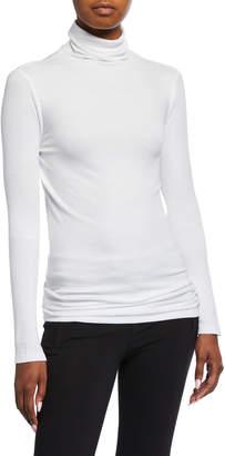 Vince Long-Sleeve Ribbed Turtleneck Sweater