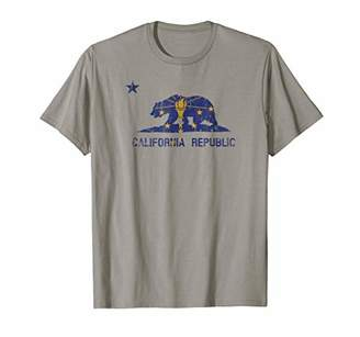 Indiana in California Republic Shirt - Distressed