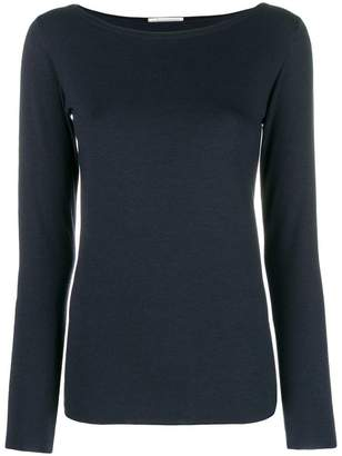 Stefano Mortari long sleeve fitted top