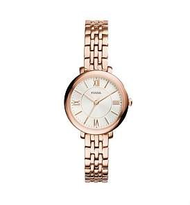 Fossil Jacqueline Mini Rose Gold Watc