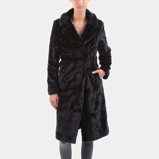 Line Muriel Faux Fur Coat