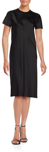 DKNY Dkny Reversible Layered Dress
