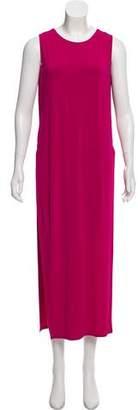 Helmut Lang Sleeveless Maxi Dress