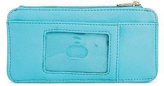 Merona; Women's Snake Skin Print Slim Fit Faux Leather Wallet - Merona; $7.99 thestylecure.com