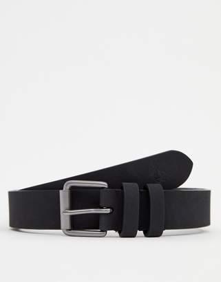 Original Penguin Skinny Leather Casual Belt