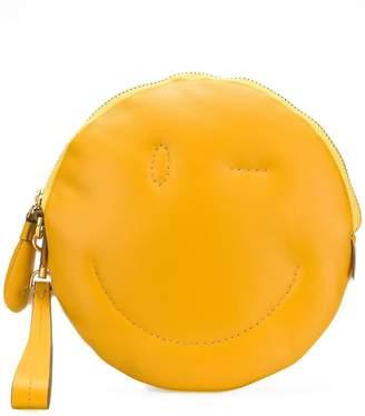 Anya Hindmarch circle clutch