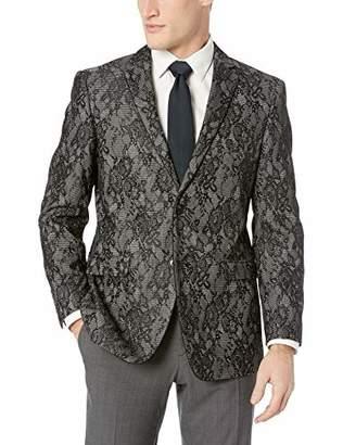 U.S. Polo Assn. Men's Fancy Jacquard Dinner Jacket
