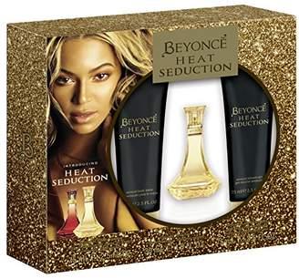 Beyonce Heat Seduction Eau de Toilette/Shower Gel/Body Lotion