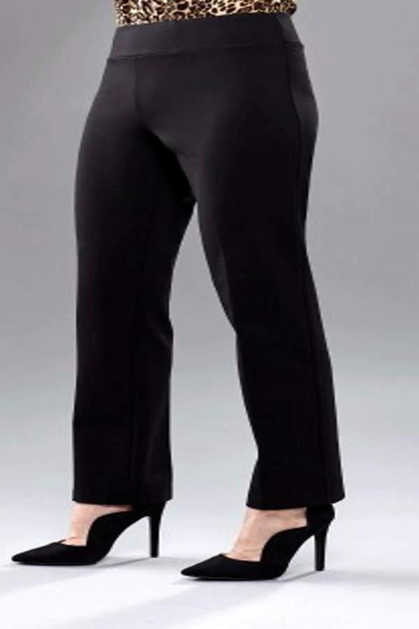 Black Scuba Pant