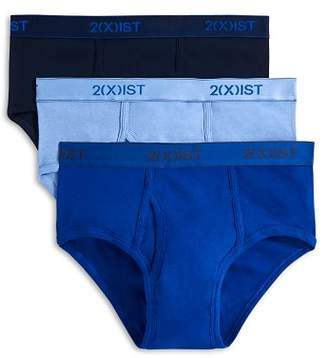 2xist Cotton Contour Pouch Briefs, Pack of 3