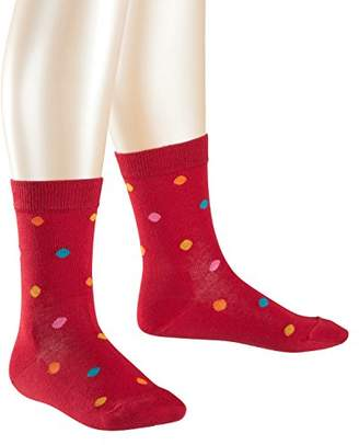 Falke Girl's Dot Socks,6-8.5
