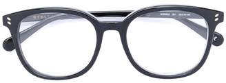 Stella McCartney Eyewear oval frame eyeglasses