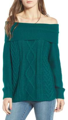 Billabong Off Shore Cable Knit Sweater