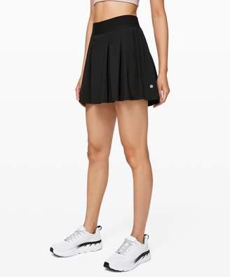 b53d3e418 High Waist Tennis Skirt - ShopStyle