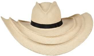 Gladys Tamez Millinery Turlington Straw Hat