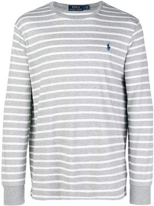 Polo Ralph Lauren striped long-sleeve top