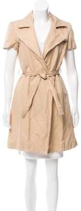 Gryphon Lightweight Short Sleeve Coat