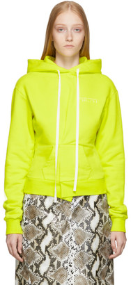 Unravel Yellow Official Pin Tuck Hoodie