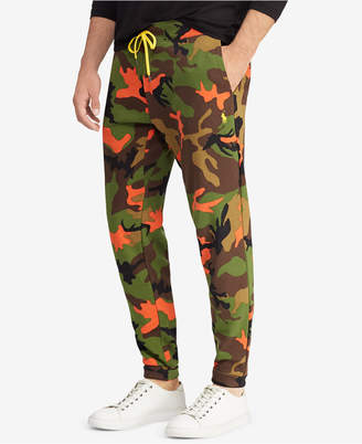 Polo Ralph Lauren Men's Camouflage Performance Jogger Pants