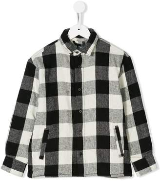 Molo plaid shirt