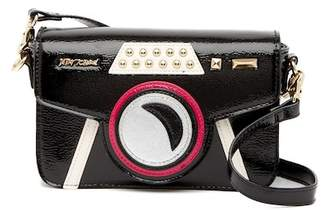 Betsey Johnson Camera Crossbody Bag