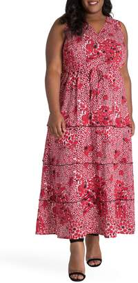Justice Poetic Salena Maxi Dress