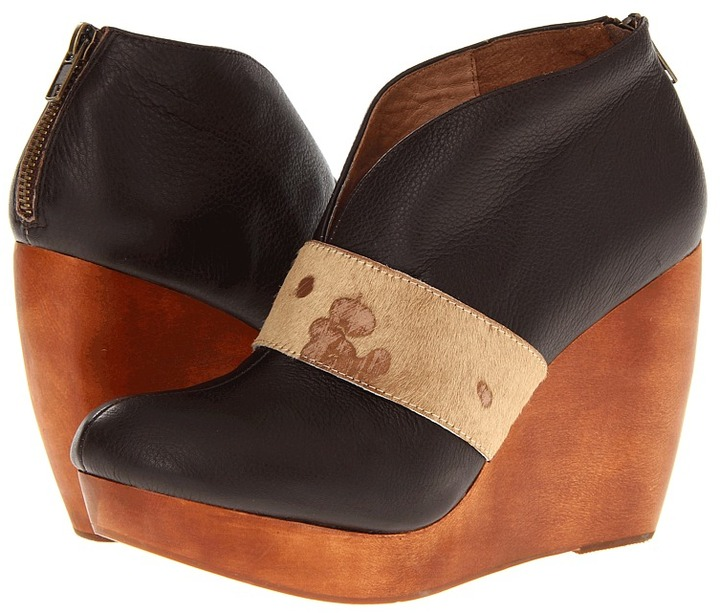 F.I.E.L Barra Women's Wedge Shoes