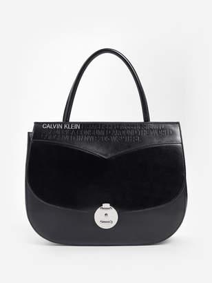 Calvin Klein Top Handle Bags