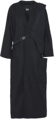 Y-3 Overcoats - Item 41802470GN