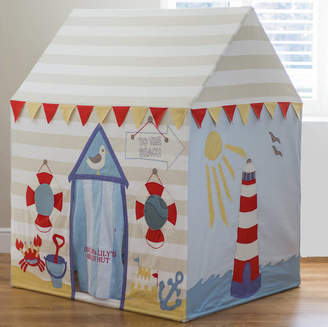 Kiddiewinkles Large Children's Beach Hut And Seaside Play Tent