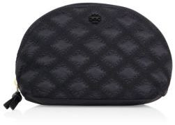 Tory Burch Tory Burch Flame Quilt Rounded Cosmetic Case