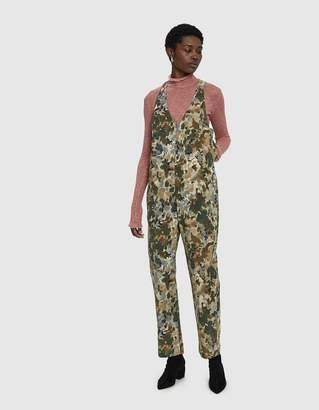 64111065dc4 Rachel Comey Buxton Sleeveless Camo Jumpsuit