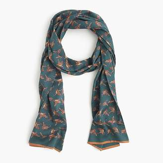 J.Crew Drake's® for cotton scarf