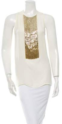 DSQUARED2 Silk Top w/ Tags