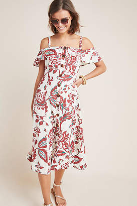 Anthropologie Oahu Dress