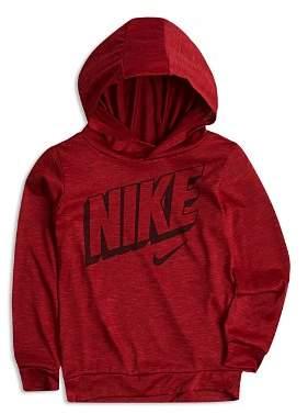 Nike Boys' Dri-Fit Logo Hoodie- Little Kid