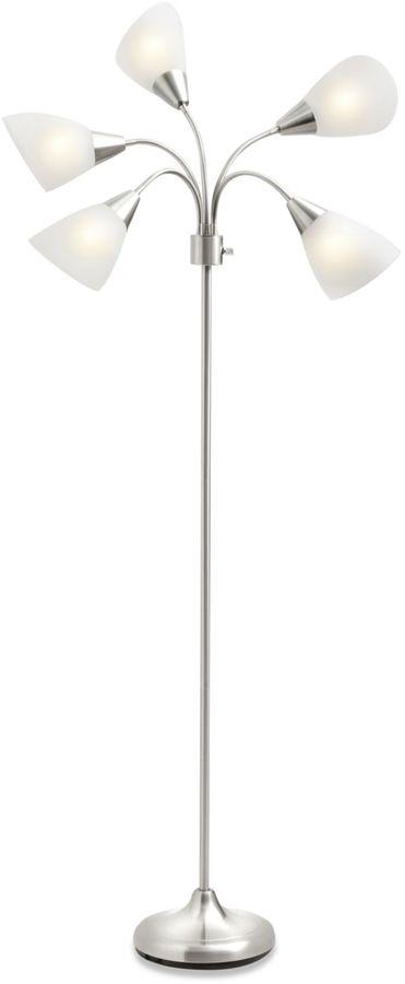 Bed Bath & BeyondStudio 3BTM 5-Light Floor Lamp with CFL Bulbs