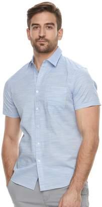 Apt. 9 Men's Premier Flex Slim-Fit Stretch Woven Button-Down Shirt